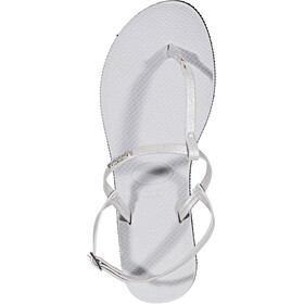 havaianas You Riviera Sandals Women Ice Grey
